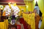Chư Tăng chùa Hoằng Pháp viếng Trưởng lão Hòa thượng Thích Quảng Độ