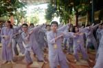 Hà Nội: Ngày thứ 2 khóa tu 'Theo Phật, con an vui' với chủ đề: Lắng nghe