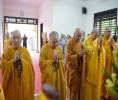Huế: TƯGH và và BTS GHPGVN tỉnh tưởng niệm cố Trưởng lão HT.Thích Trí Quang