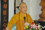 HT Thích Bảo Nghiêm: Nương tựa vào danh hiệu Phật để nhớ hạnh Phật, lời Phật dạy