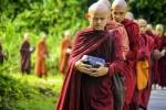 Yêu người xuất gia được chớ, chùa to Phật lớn nên chăng?