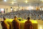 Lễ tưởng niệm Tổ sư và khóa tu một ngày tại chùa Diên Quang