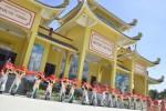 Bình Thuận: Lễ khánh thành Đại hùng bảo điện Hưng An Tự