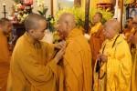 Đà Nẵng: Ban Trị sự TP viếng tang Cố trưởng lão HT. Thích Viên Minh