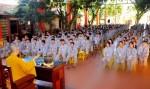 Ngày thứ ba, TT Thích Nhật Từ thuyết giảng tại khóa tu 'Nguyện theo hạnh Phật'