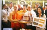 Bản kinh Phật trên lá bối 2.000 năm tuổi sẽ xuất hiện tại Việt Nam