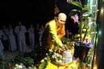 Chùm ảnh vườn Lâm Tỳ Ni tại tư gia Phật tử chùa Đống Cao