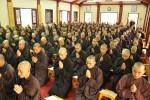 Hà Nội: Khai mạc Đại giới đàn PL 2558 – DL 2015 tại Chùa Bằng
