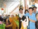 Phú Thọ: Phật giáo huyện Lâm Thao tổ chức đại lễ Phật đản PL.2562-DL.2018