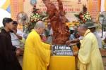 Lễ đặt đá xây dựng và bổ nhiệm trụ trì chùa Bửu Thắng Gia Lai