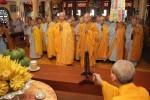 Tăng Ni Trường hạ Thánh Long và chùa Từ Xuyên đảnh lễ Đức Pháp chủ