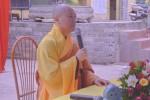 TT Thích Chân Tính thuyết giảng tại chùa Tiêu Dao