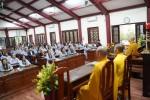Hà Nội: Phật tử chùa Bằng tri ân vị Thầy khả kính