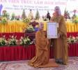 Thanh Hóa: Lễ bổ nhiệm trụ trì và khánh thành Thiền Viện Trúc Lâm Hàm Rồng
