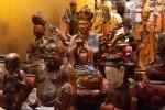 TP.HCM: Triển lãm tượng Phật cổ hơn 300 năm tại Phạm Nghiêm Trai