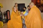 Đạo tràng Pháp Hoa miền Bắc lễ thọ y, mở y, lên y cho các Phật tử