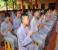 Hà Nội: Khai mạc khóa tu tuổi trẻ lần thứ VII 'Học Theo Hạnh Phật'