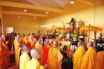 Khánh Hòa: Chùa Nghĩa Sơn trai đàn khánh tạ lạc thành, an vị tôn tượng Phât