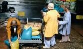 14 tấn lương thực của Phật giáo tỉnh Bình Phước được trao tặng vùng dịch Đồng Nai