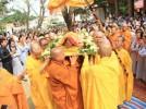 Lễ nhập kim quan Cố Hòa thượng Thích Minh Tuấn