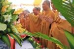 Hà Tĩnh: Phật giáo huyện Đức Thọ tổ chức Đại lễ Phật đản PL 2562