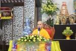 Hơn 1000 Phật tử tham dự ngày tu an lạc tại chùa Hòa Phúc