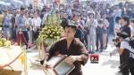 Phát hiện danh tính kẻ giả Phật tử ôm hòm tiền công đức trong chùa bỏ trốn