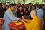 Mồng hai Tết về chùa Kim Long nghe pháp, vui xuân nhận một câu Kinh Pháp Cú