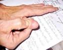Cách bấm huyệt chữa bệnh lão thị và cận thị