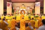 Hà Nội: Lễ tưởng niệm Cố đại lão Hòa thượng khai sơn chùa Hoằng Pháp