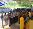 Hà Tĩnh: Phật giáo huyện Đức Thọ tổ chức Đại lễ Phật đản PL 2559 - DL 2015