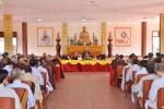 Hà Tĩnh: Hội nghị sơ kết Phật sự 6 tháng đầu năm 2019