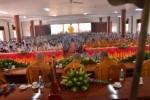 Hà Tĩnh: Hơn 1000 người dự lễ khai pháp khóa hạ An cư 2020
