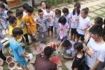 Những hoạt động sôi nổi cho giới trẻ ngày cuối tuần ở chùa Hòa Phúc