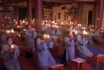 Hà Tĩnh: Lễ kỷ niệm ngày Phật thành đạo ở một số tự viện