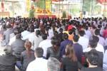 Chùa Giai Lam - Tịnh Pháp lễ Phật đầu xuân, tụng kinh Phổ Môn cầu an
