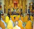 Hà Nội: Lễ húy kỵ cố Trưởng lão Hòa thượng Đệ nhị Pháp chủ Thích Tâm Tịch