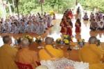 Hà Tĩnh: Lễ vu lan báo hiếu 2015 tại chùa Thanh Quang