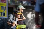 Nghệ An: Bánh mì và nước uống miễn phí cho người nghèo