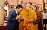 Phó Thủ tướng Vũ Đức Đam là một Phật tử