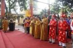 Trang nghiêm lễ Giỗ Quốc Tổ Hùng Vương tại Chùa Bằng