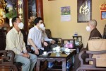 Ban Tôn giáo Chính phủ thăm chùa Thiên Quang