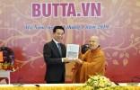 Phát hành đặc biệt Bộ tem Bưu chính và Mạng xã hội Phật giáo mừng Đại lễ Phật đản LHQ Vesak 2019