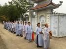 Ký sự hành hương về những ngôi chùa ở Hà Nội