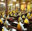 Hà Nội: Trường hạ Tổ đình Bồ Đề tự tứ kết thúc an cư kiết hạ PL.2564
