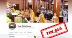 Cảnh giác việc giả mạo qua mạng xã hội để lừa đảo