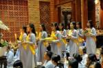 TP.HCM: Ấm áp đại lễ Vu lan báo hiếu tại Tịnh viện Pháp Hạnh