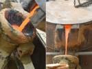 Phú Thọ: Chùa Phúc Long rót đồng đúc đại hồng chung