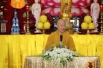 TT. Thích Minh Nhẫn thuyết giảng tại chùa Hào Quang, chùa Khánh Vân, Hải Phòng