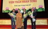 Viện Trần Nhân Tông, cơ sở đào tạo tiến sĩ Phật học